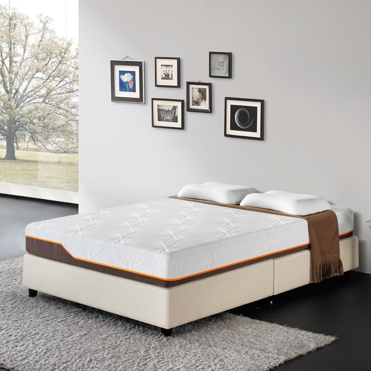 Hotel hybrid memory foam spring bedroom foam mattress - Jozy Mattress | Jozy.net