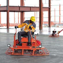 Ride-on concrete trowel machine concrete finishing leveling equipment