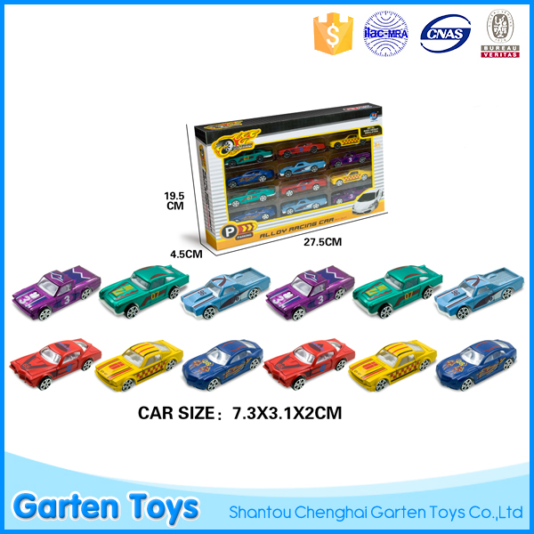 Hot china products custom made children mini alloy wholesale diecast cars