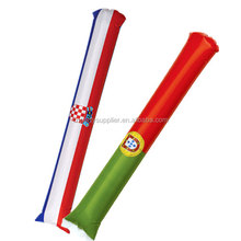 Custom Printed Inflatable Cheering Sticks, Bam Bam Thunder Sticks