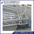 Exhibition Truss Stand With Four Pillar/Truss Lift Tower
