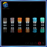 China supplier Sailing factory drip tip new design ecig tanks best drip tips e cigarette 510 drip tips new coming