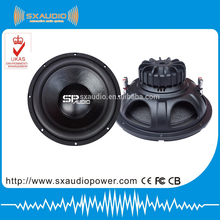 "12inch car subwoofer with high quality and High performance car audio subwoofer, 12"" car subwoofer model SX-12.4S"