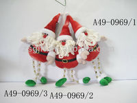 graceful handmade doll clothes christmas decorations