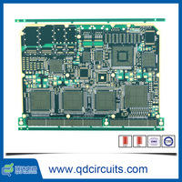 174mm*225mm Small line space High layer shenzhen pcb manufacturer