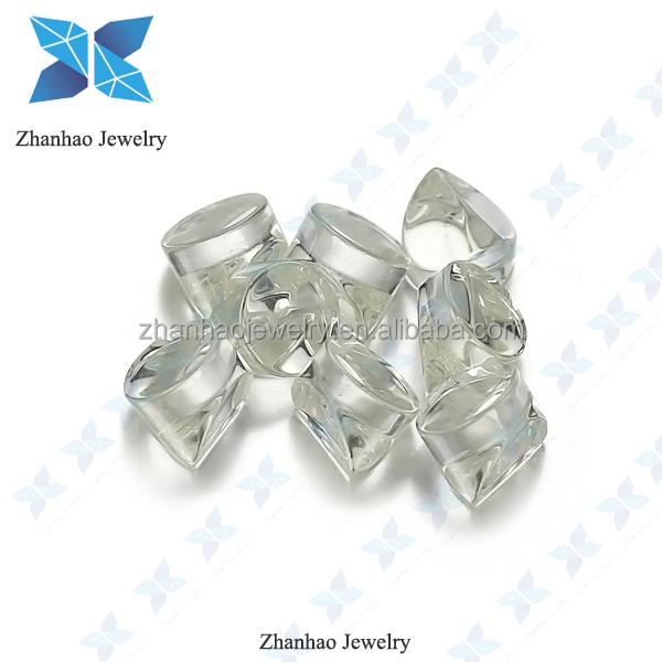 synthetic white diamond man made synthetic cheap rough diamond