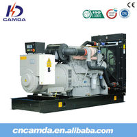 diesel generat+magnet generator with CE,BV,&ISO,UL Approved china supplier