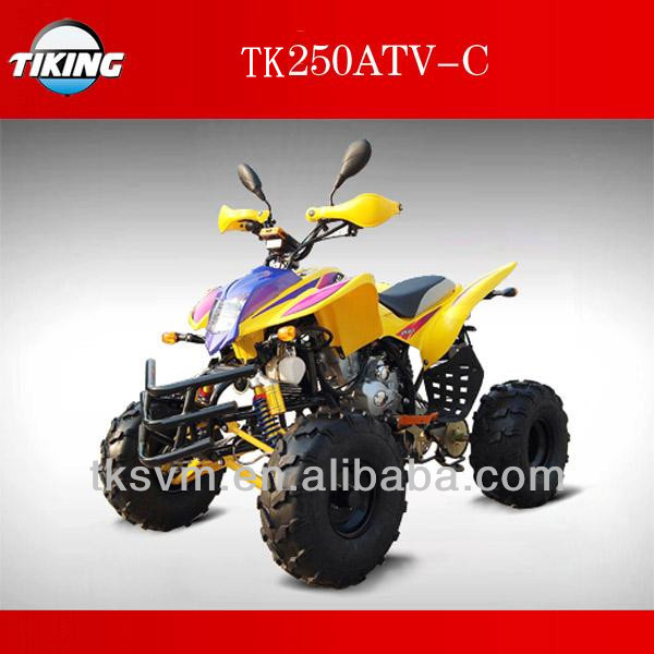 Hot selling Water cooled cheap 250cc ATV
