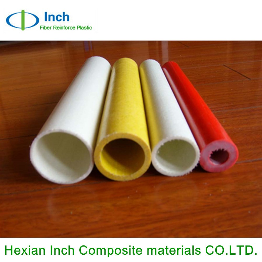 50*5mm Fiber glass (FRP)round tube