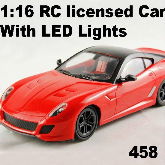 LC-7662010A 1:16 4ch licensed RC model car