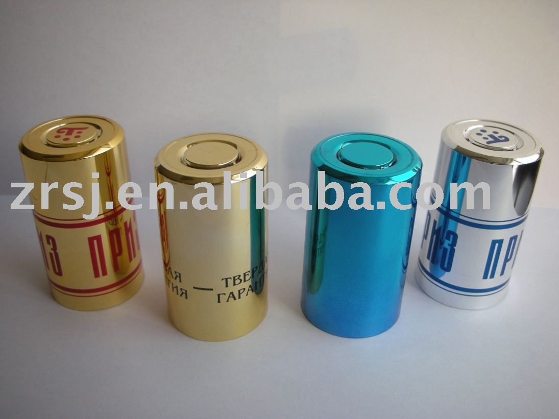 Top-opening plastic bottle cap/ Vodka bottle cap/ Vacuum coating bottle cap