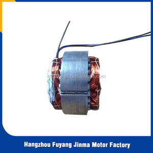 Universal electric magnetic motor stator