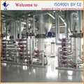 Qie brand rice bran oil extraction machine with refinery