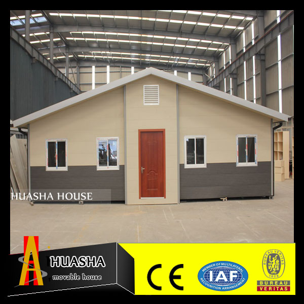 Australian standards large light steel structure prefab house