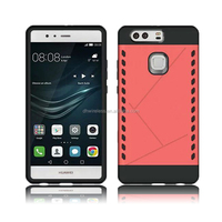 pc tpu cover for huawei ascend p9 plus,shield case for huawei p9 plus