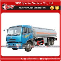 FAW brand 24000 Litres fuel dispensing truck