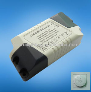 external power supply 350ma 24W led driver led converter constant current and constant voltage 12/24V led transformer