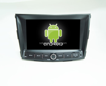 Ssangyong-Tivolan car media player