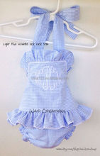 Children 's gingham seersucker dress,gingham clothing for girls,Baby gingham
