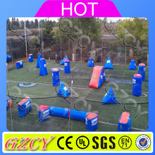 2017 inflatable paintball barrier for sport,inflatable paintball bunkers for sale,inflatable paintball shooting range