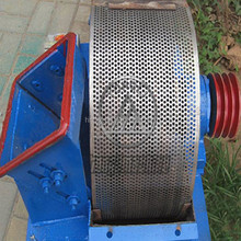 Best selling and easy to maintain cotton stalk crusher machine