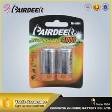 Wholesale factory supply ml2032 rechargeable battery