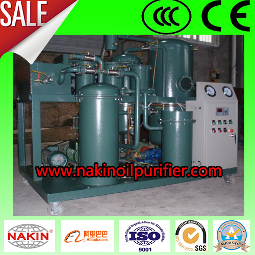 Used Cooking Oil Recycling Machine (treated oil for industrial use)