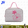 2016 lady Colorful practical folding tote travel wash bag