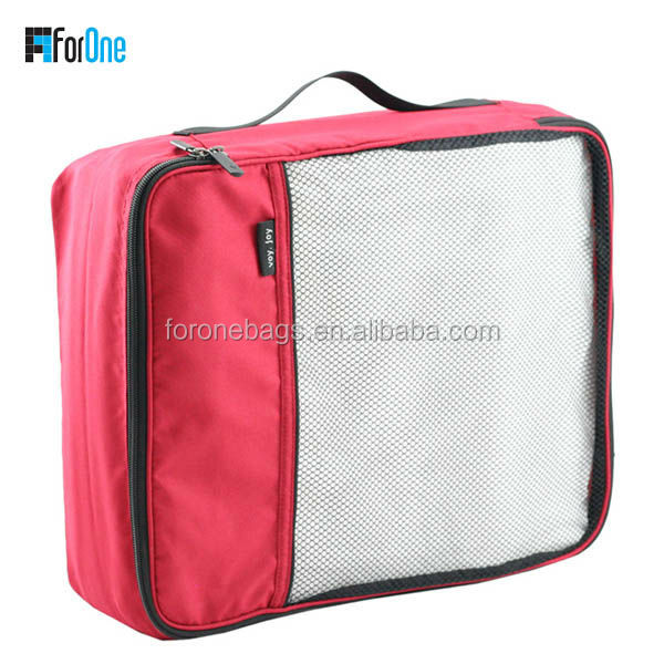 Hot selling new promotional storage bag/zipper bag