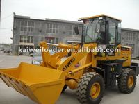 Wheel loader ZL20F with CE dongfeng or Deutz engine