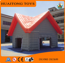 China Suppier New Type Top Quality Air Tight Inflatable Tents For Kids