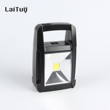 Rechargeable Car Charge water-proof shock resistant durable solar lantern with usb port to charge mobile phone