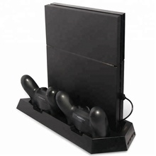 Dobe Popular Super charging stand with cooler for <strong>playstation</strong> 4 series