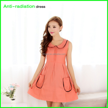 alibaba wholesale new fashion anti radiation simple casual ctton summer dress