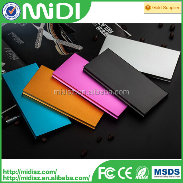 made in china smartphone 20000mah portable mobile power bank