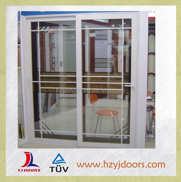 Direct sale sliding glass door for living room tempered glass door