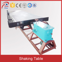 6S Series Gold Shaking Table Mining Machine