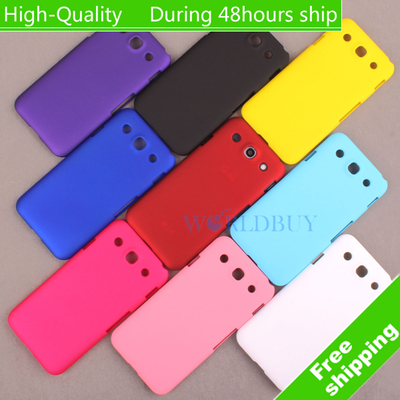 For LG Optimus G Pro E980 F240 E985 Ultra Thin Scrub Phone Shell Frosted Plastic Matte Hard Back Case Cover Protective Shell