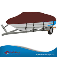 custom made 600d polyester jet ski covers/boat cover