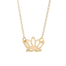 New 2016 Arrival Fashion crown pendant necklace models of gold chains sterling silver chain roll