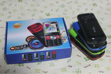 Novelty beautiful mobile phone with whataspp w800