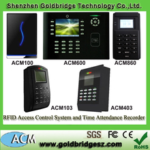 China supplier sim card biometric attendance machine