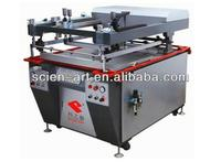 china manufacturer large format silk screen glass printing machine