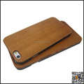 for iphone 6 pc wood case,cherry wooden cover for iphone6,cherry wood