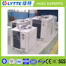 JZQ Air Cooled Refrigeration Condensor Unit with Brand Compressor,The Newest Type Air Conditioner Unit