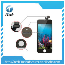 China Alibaba 2017 Mobile Phone Repair Parts Replacement LCD Touch Screen for Iphone 5G