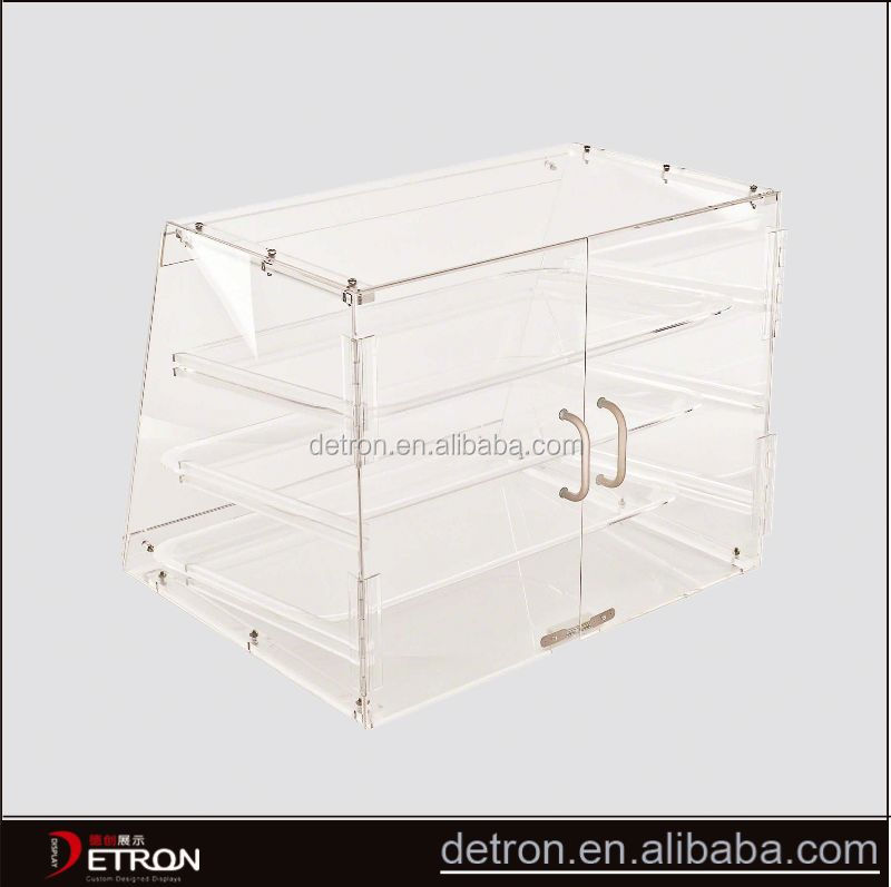 2016 Whole-sale price acrylic buffet display