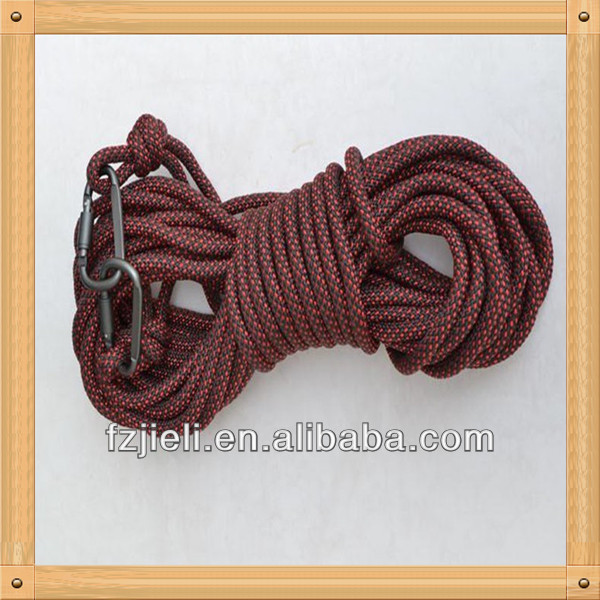 New 10MM GB Rescue rock climbing rope Fire Escape Safety and Climbing Rope,rock climbing equipment