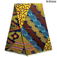African wax fabric cotton fabric cotton custom print cotton fabric wholesale