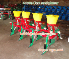 4 rows corn soybean seed drill / precise corn seed planter / corn planter